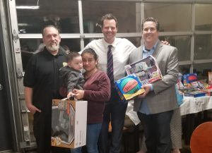 Toy Giveaway to Curran House